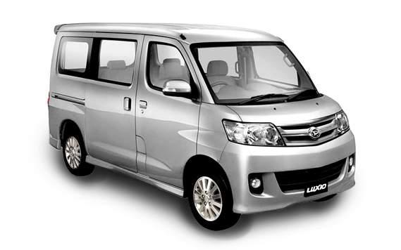 Rental dan Sewa Mobil Daihatsu Luxio Banyuwangi Jember Surabaya