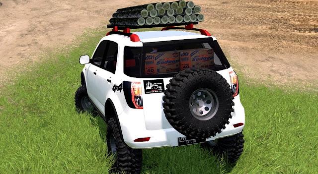 Mod Toyota Rush Spintires
