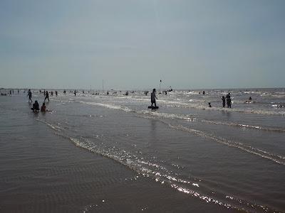 ベトナム・ナムディンのクアットラム・ビーチ