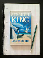 """Colorado Kid"" Stephen King, fot. paratexterka ©"