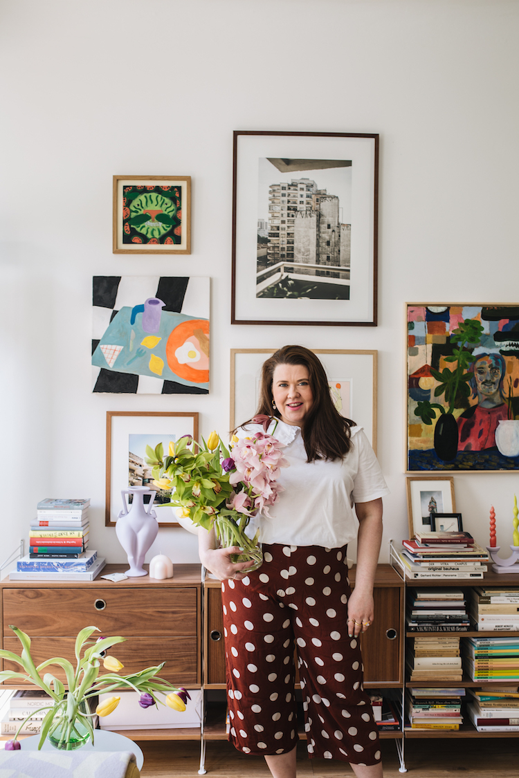 Maria's Colourful Apartment Will Brighten Up Your Day!
