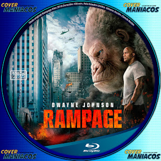 RAMPAGE BLURAY GALLETA