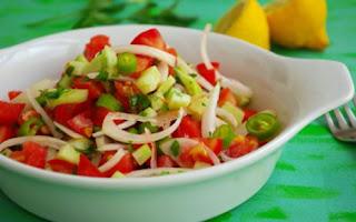 Coban Salatasi tarifi