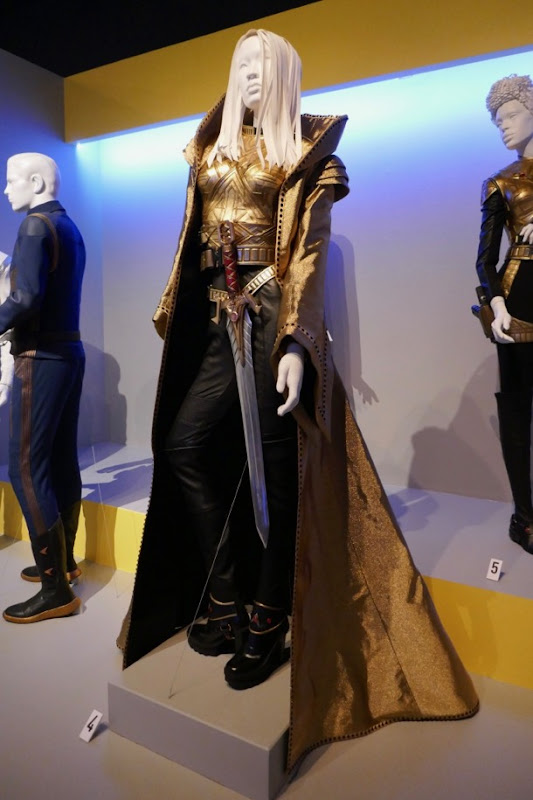 Star Trek Discovery Emperor Georgiou costume