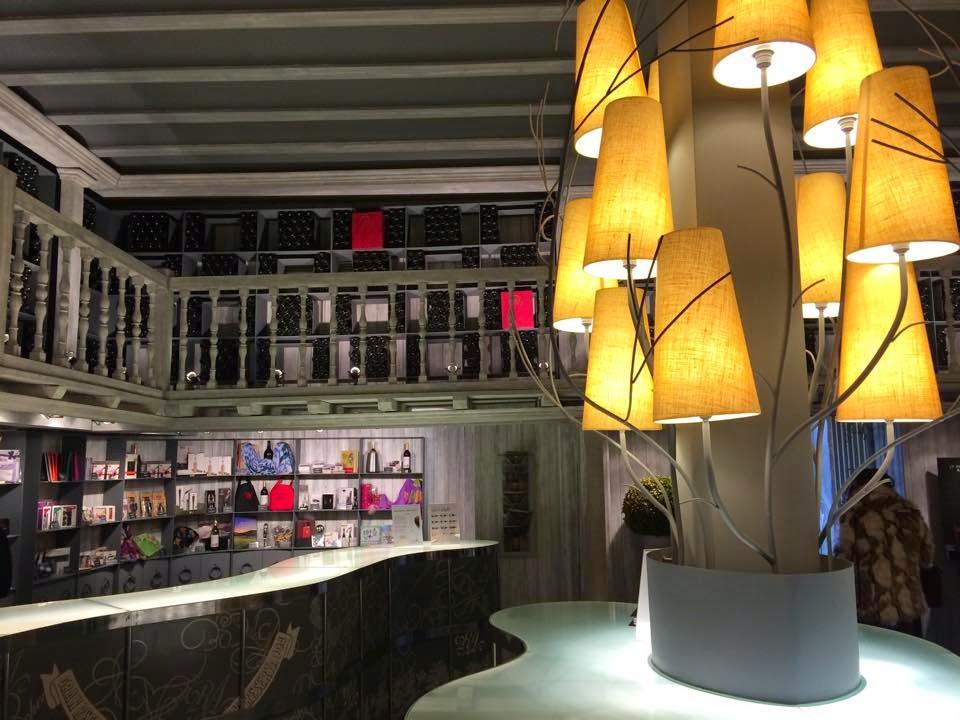 Foto de la Coqueta tienda y wine bar de La Rioja Alta | caravaneros.com