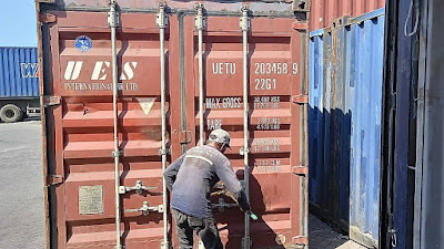 Jassa Forwarder Import-Undername Import LCL
