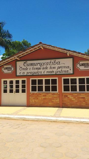 Samburá Duzé. Cumuruxatiba, Bahia, Brasil