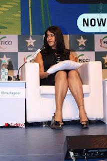 Ekta Kapoor Anurag Kashyap & Ramesh SippyAt at FICCI FRAMES 2017  0024.JPG