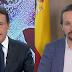 Contundente respuesta del vicepresidente Pablo Iglesias a Matias Prats