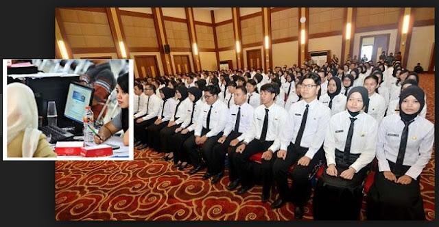 Pemerintah Kembali Buka 17.928 Lowongan CPNS