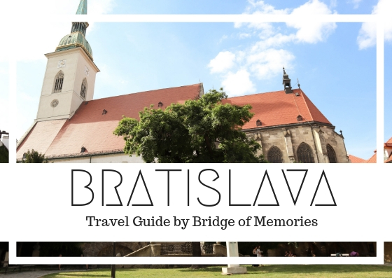 How to spend time in Bratislava for 48h