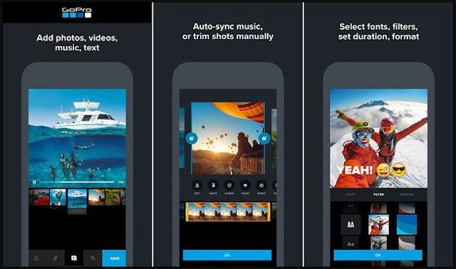 تطبيق Quik لتعديل الفيديو للايفون باحترافية