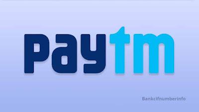 Pay credit card bills using a debit card - PayTM