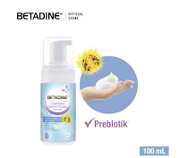 BETADINE™ Feminine Wash Foam Odour Control Witch Hazel 100 mL