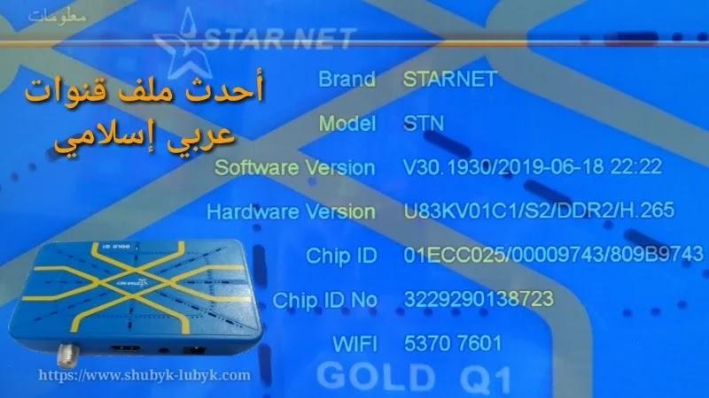 Star Net Gold Q1