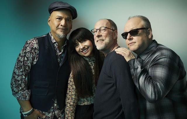 Pixies lançam 'Beneath The Eyrie', terceiro álbum de estúdio da banda desde o retorno em 2004