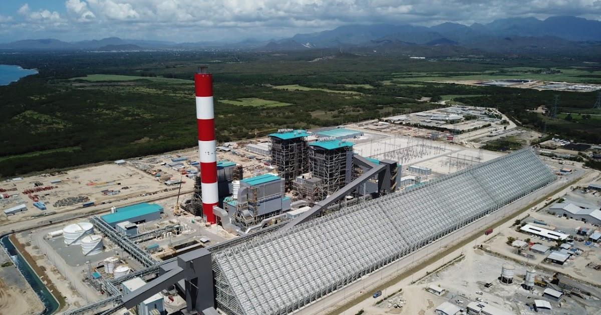 Unidad 1 de Punta Catalina está operando desde el 6 de julio
