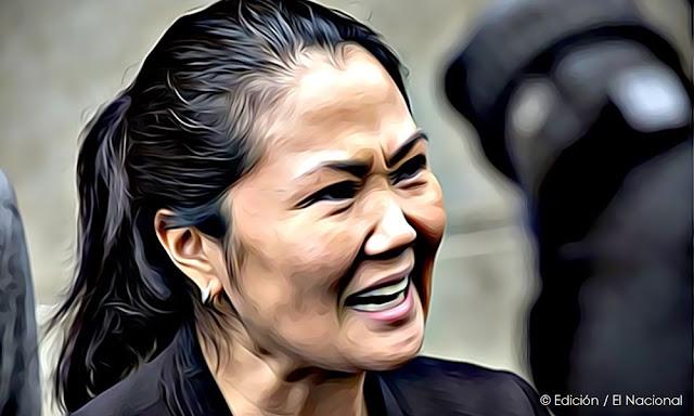Poder Judicial evaluará pedido de prisión preventiva contra Keiko Fujimori