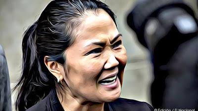 Poder Judicial evaluará nuevo pedido de prisión preventiva contra Keiko Fujimori