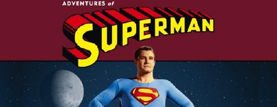 Las Aventuras de Superman fue una serie de televisión estadounidense basada  en el cómic e601eb96446