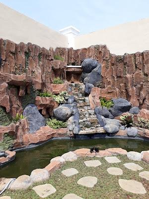 Kolam Relief Bintaro