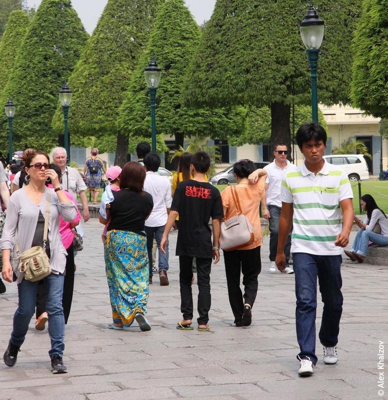 Suicide Silence в Таиланде