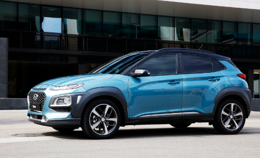 2019 Hyundai Kona Review
