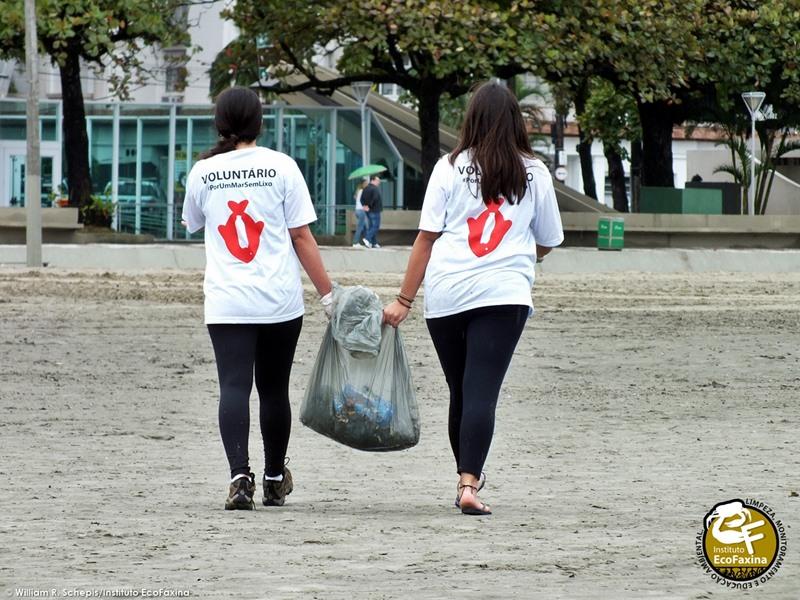 Dia Mundial do Meio Ambiente - 70ª Ação Voluntária EcoFaxina