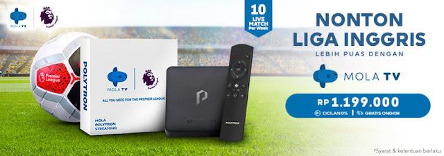 Daftar Harga Mola TV Streaming Device Terbaru