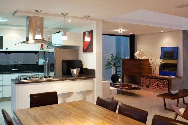 ห้องครัวและห้องรับแขก