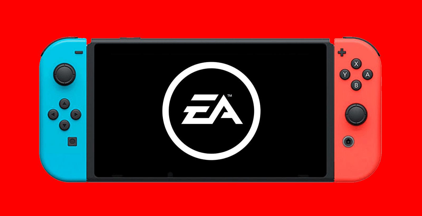 Resultado de imagem para A EA  mais jogos Switch