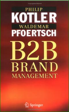 B2B Brand Management, De Philip Kotler PDF