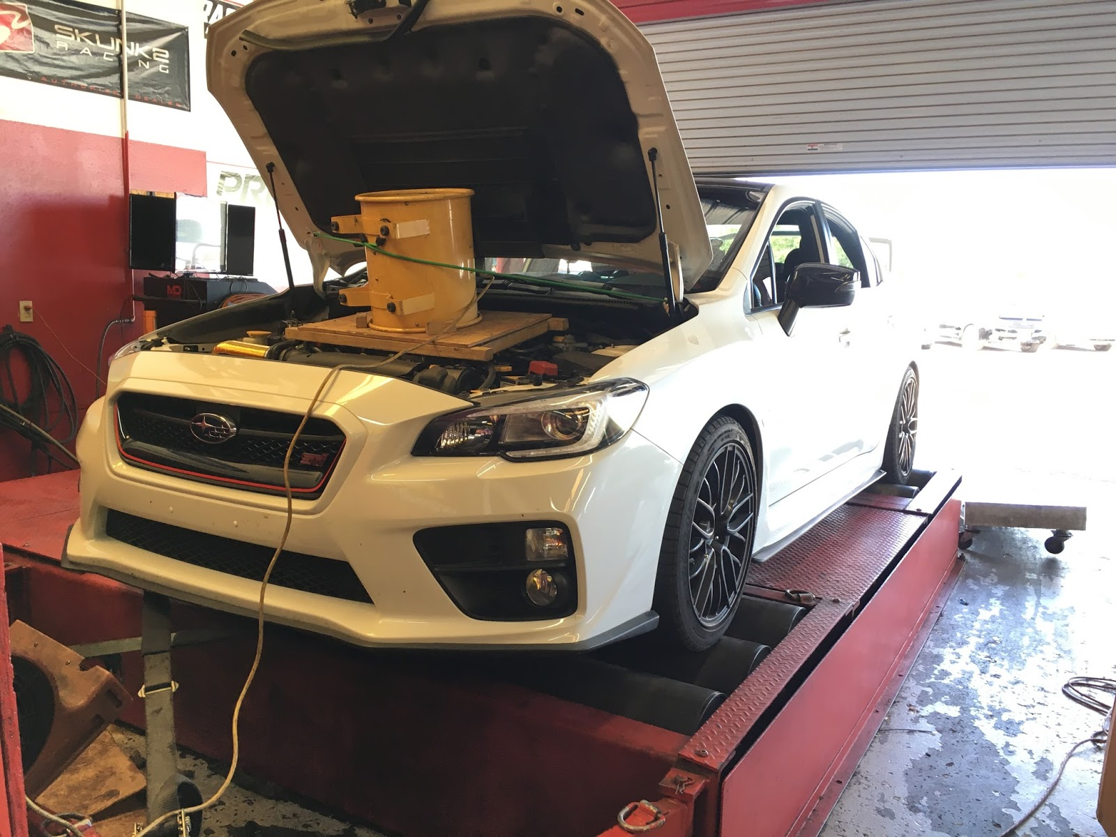 Circuit Motorsports: Flat-Out: Tuning a new 2017 STI