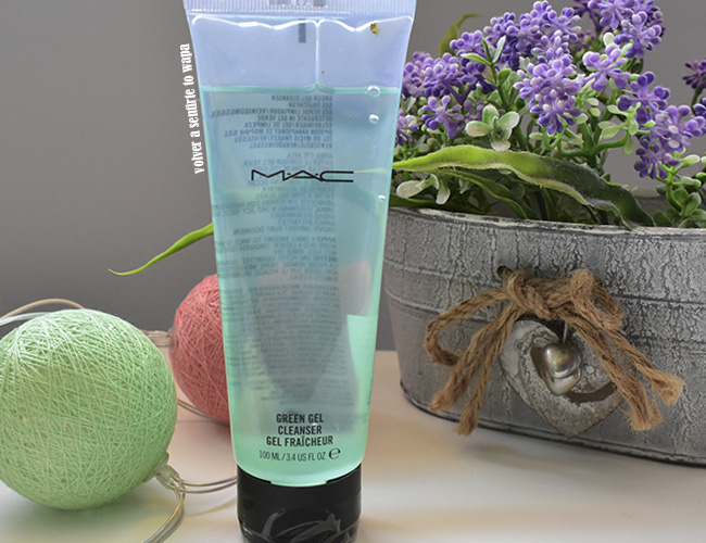 Limpiadora Green Gel Cleanser de MAC