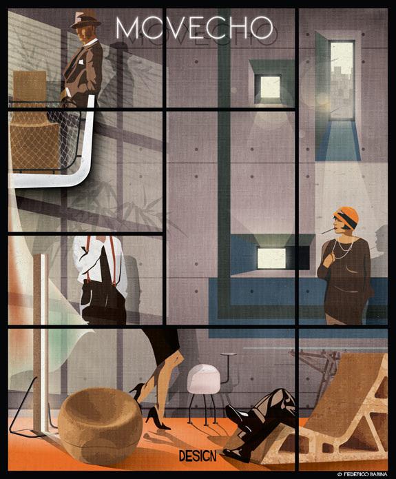 Federico Babina - Design 5
