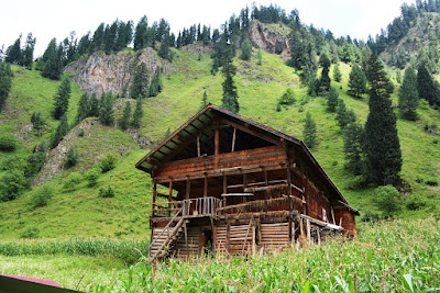 Kashmir tour package from Kerala