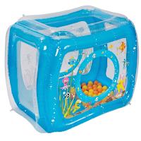 Aire de jeu gonflable de la marque Ludi pour les enfants à partir de 12 mois