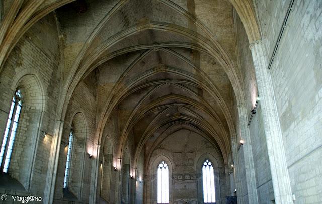 La Cappella Clementina del Palazzo dei Papi di Avignone