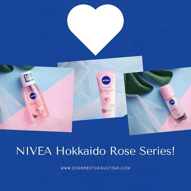 NIVEA Hokkaido Rose