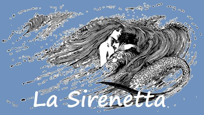 La sirenetta in breve - Hans Christian Andersen