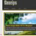 Cara membuat widget sosial share melayang di sebelah kiri blog
