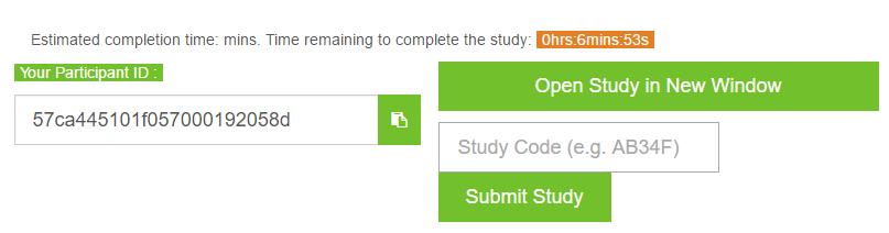 Trả lời khảo sát và kiếm tiền online từ Prolific Academic