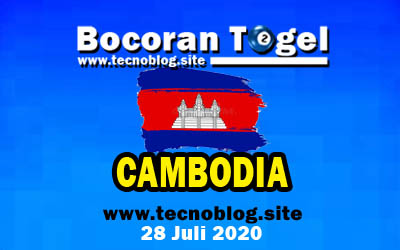 Bocoran Togel Cambodia 28 Juli 2020