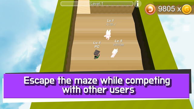Maze io MOD APK (Unlimited Money)