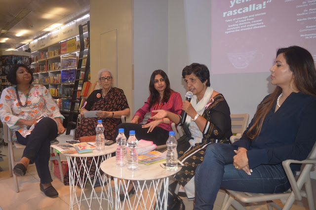 Kaanchan Bugga,Indra Jasuja,Kavita Devgan Dr. Reena Sharma & Deepika Krishna