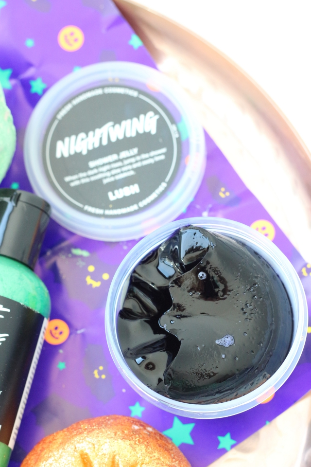 Lush Nightwing shower jelly