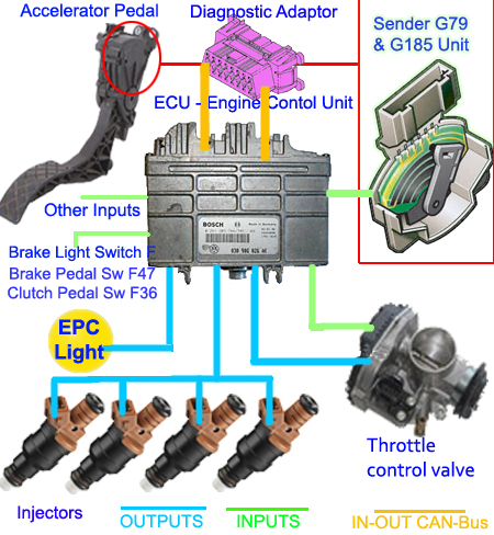Electric Bicycle Throttle Wiring Diagram | Free Download