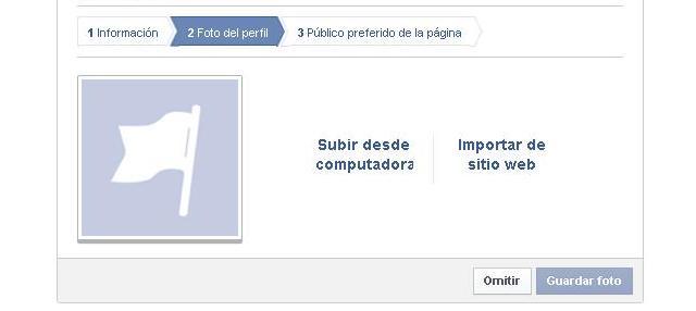 Haz tu página de fans en Facebook