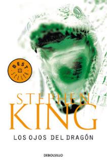 """Reseña: """"Los ojos del dragón"""" - Stephen King"""