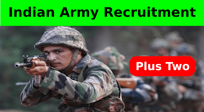 Indian Army Technical Entry Scheme Recruitment 2020
